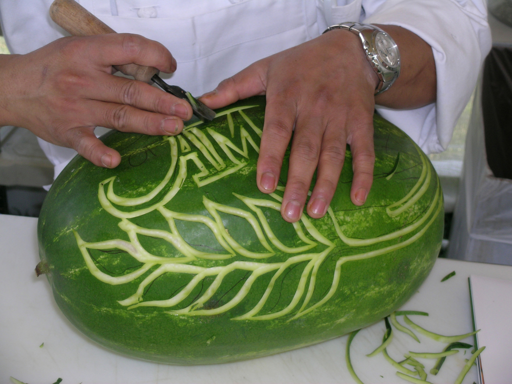 Reasons we should carve watermelons instead of pumpkins